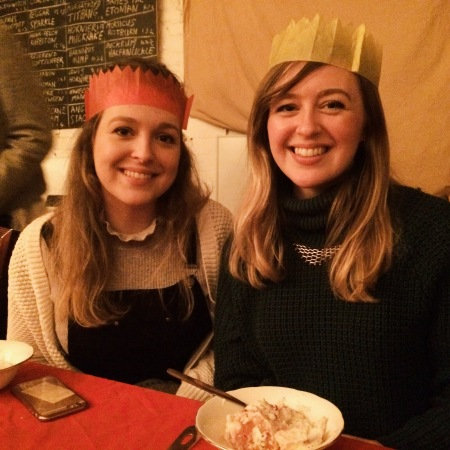 Ally and Fiona nigellaeatseverything.com
