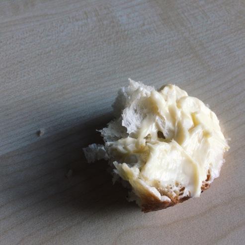 homemade cultured butter