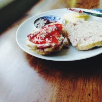 Taste of home - Berry scones