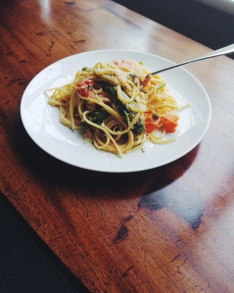 one-pot pasta nigellaeatseverything.com