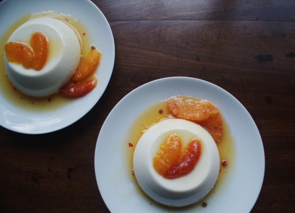 blood oranges and spiced caramel nigellaeatseverything.com